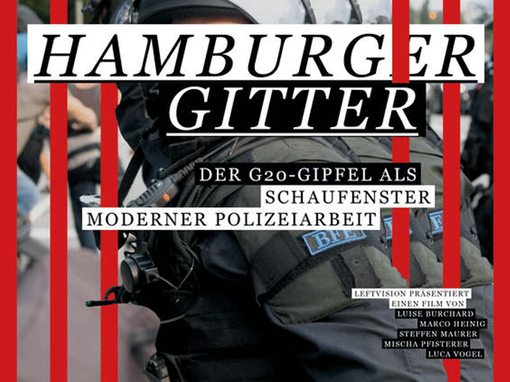 "Harmonie in Frankfurt zeigt Doku ""Hamburger Gitter"""