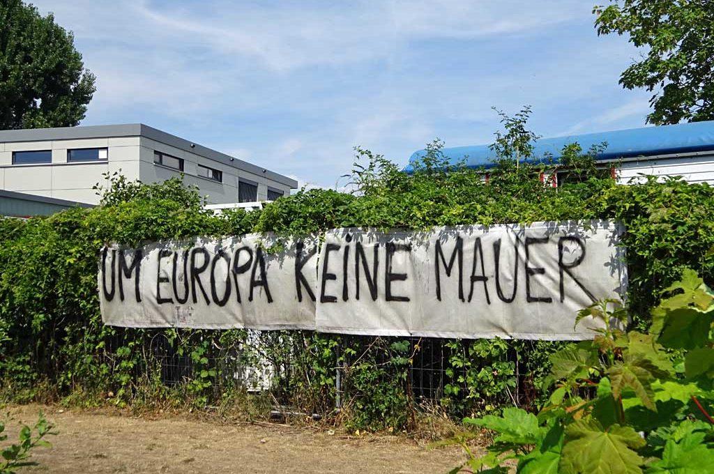 Um Europa keine Mauer