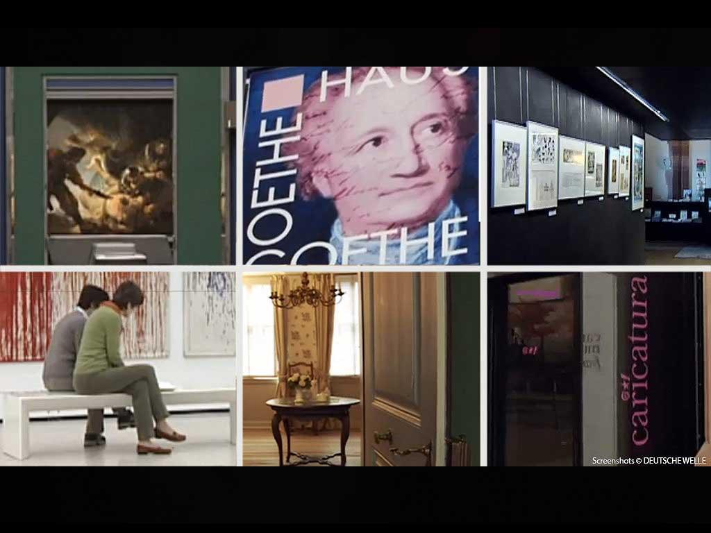 Deutsche Welle mit Museum-Tipps für Frankfurt