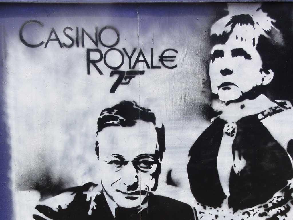 Casino Royale mit Draghi und Merkel