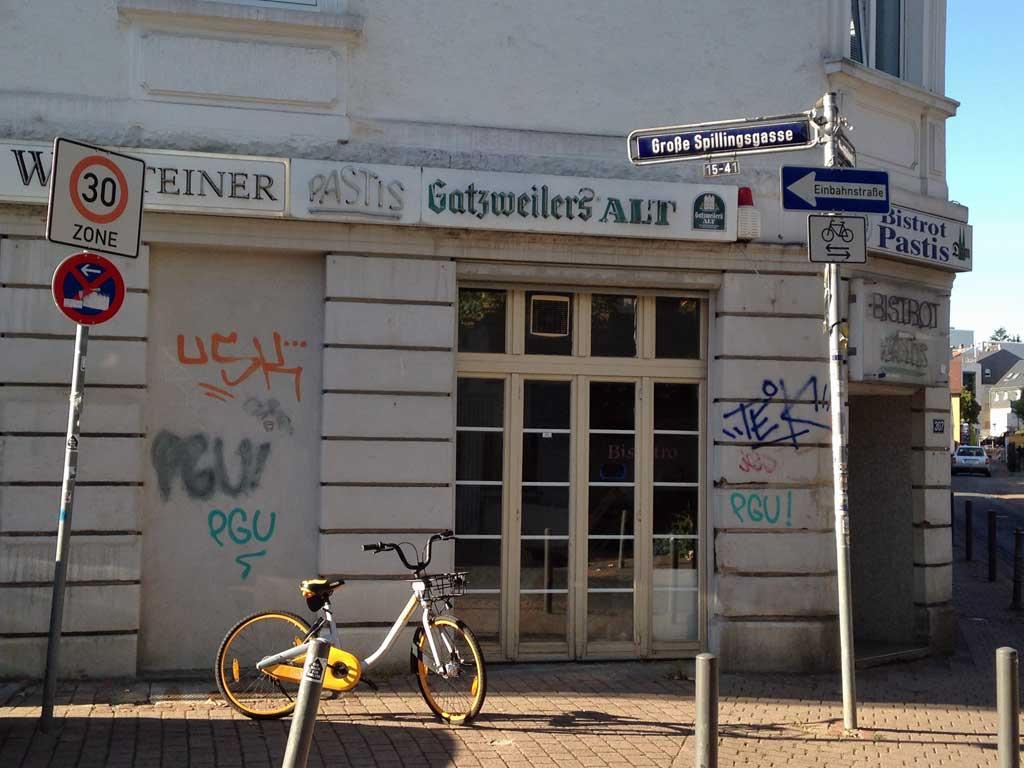 Frankfurt Berger Straße 307