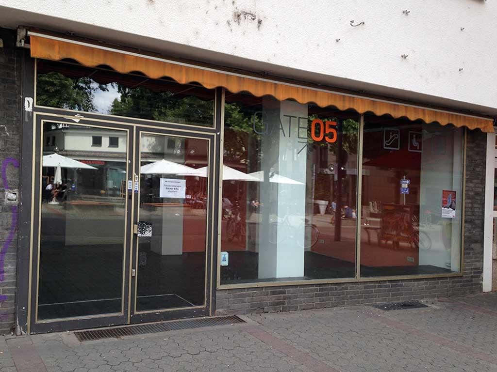 Berger Straße 46, Leerstand