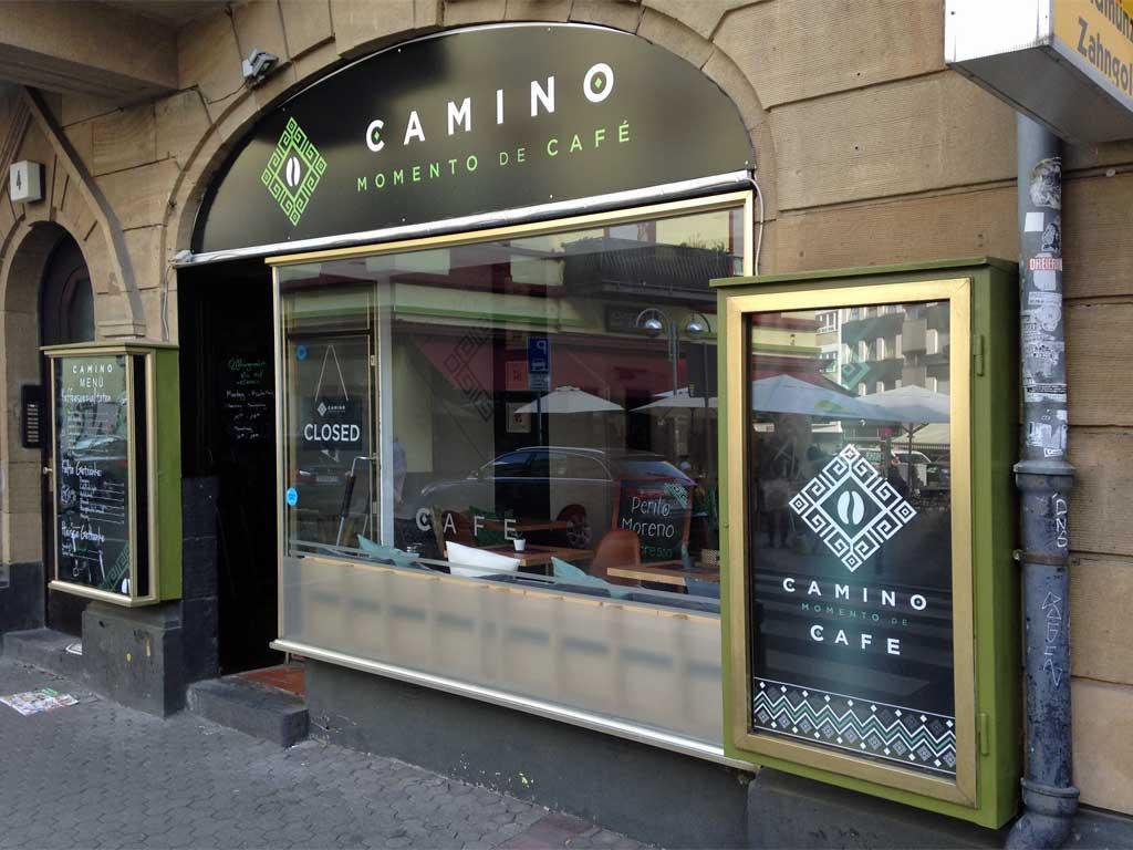 Frankfurt Mainkurstraße 4 - Camino - Momento de Café
