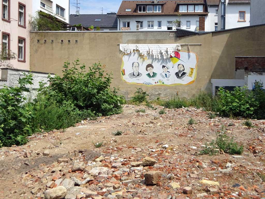 Frankfurt Nedergässchen