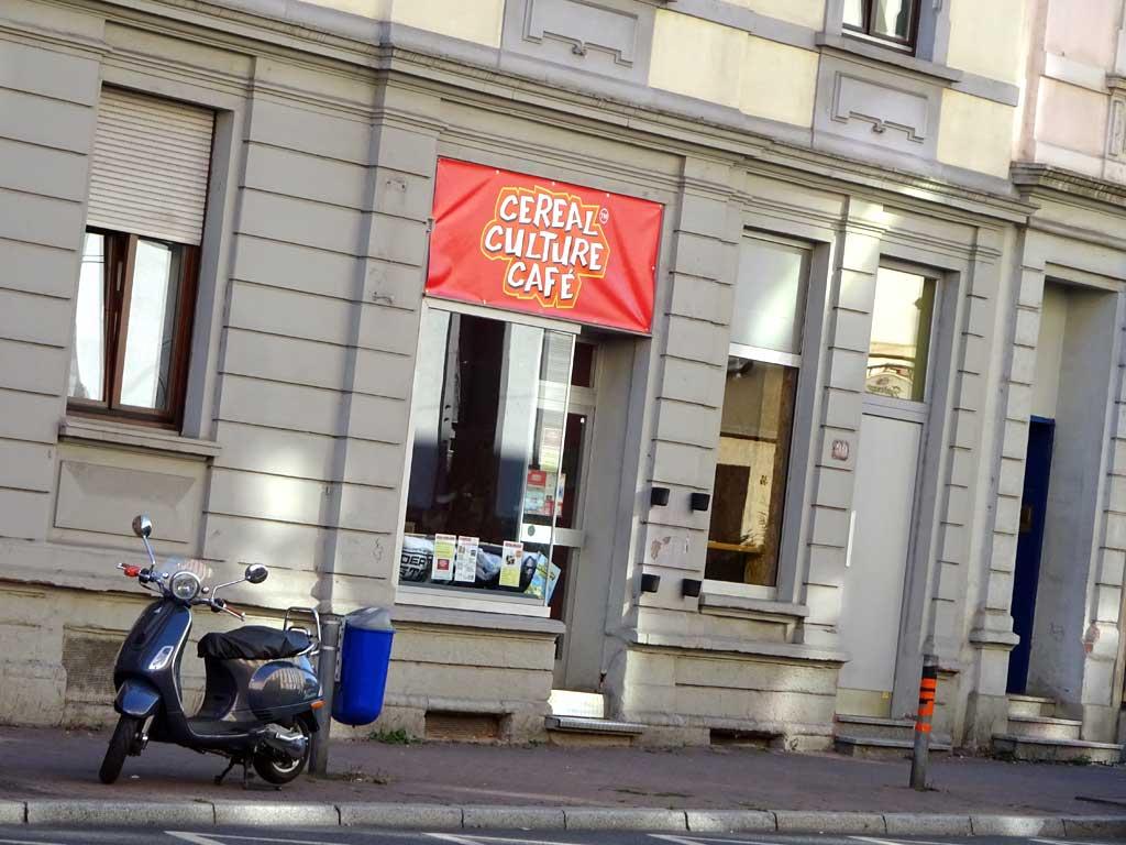 Frankfurt Saalburgstraße 39 - Cereal Culture Café