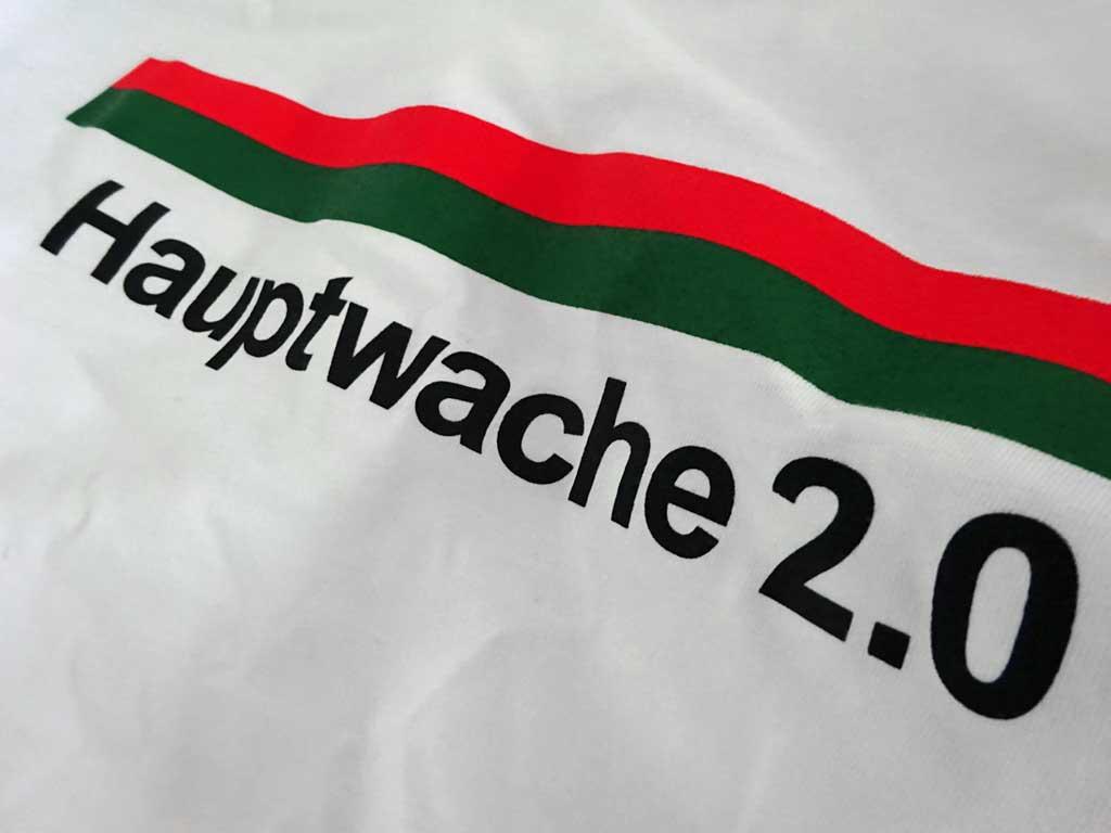 T-Shirt Hauptwache 2.0