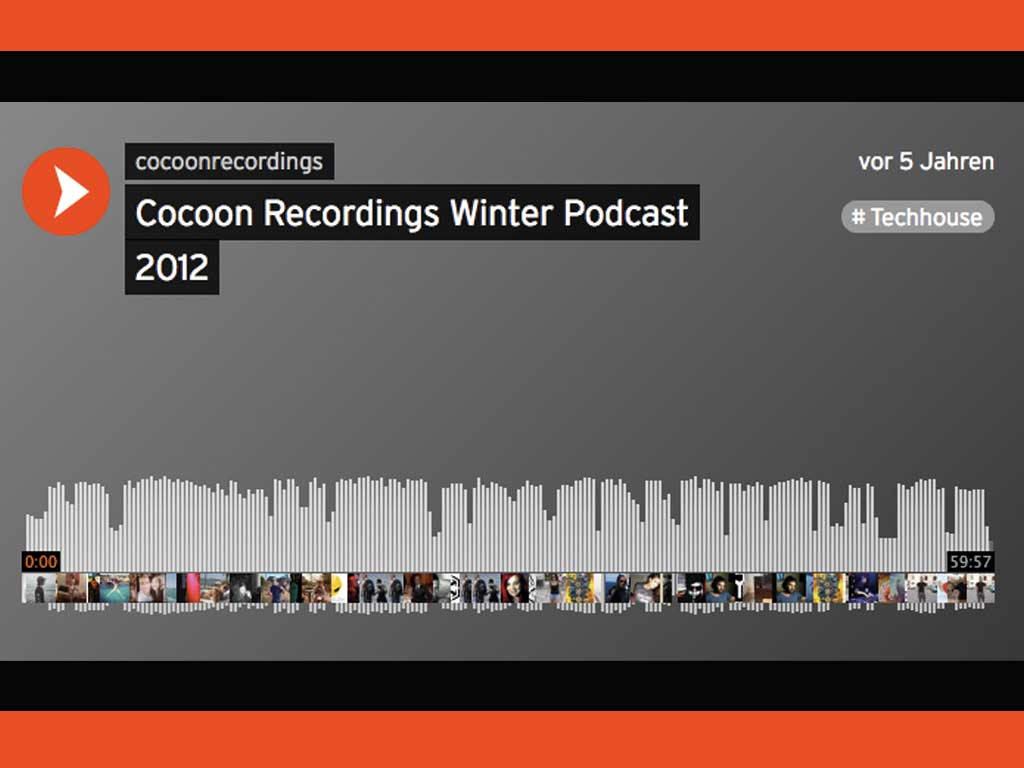Cocoon Recordings Winter Podcast