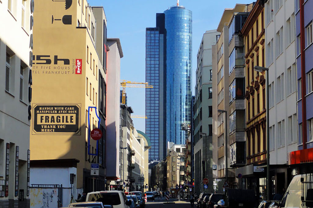 Frankfurt, im Bahnhofsviertel.