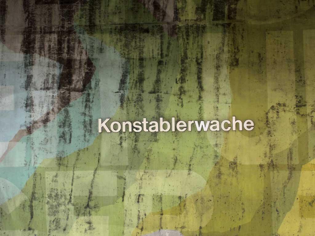 Transit-Art Frankfurt-Konstablerwache