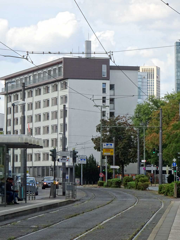 Allerheiligentor in Frankfurt am Main
