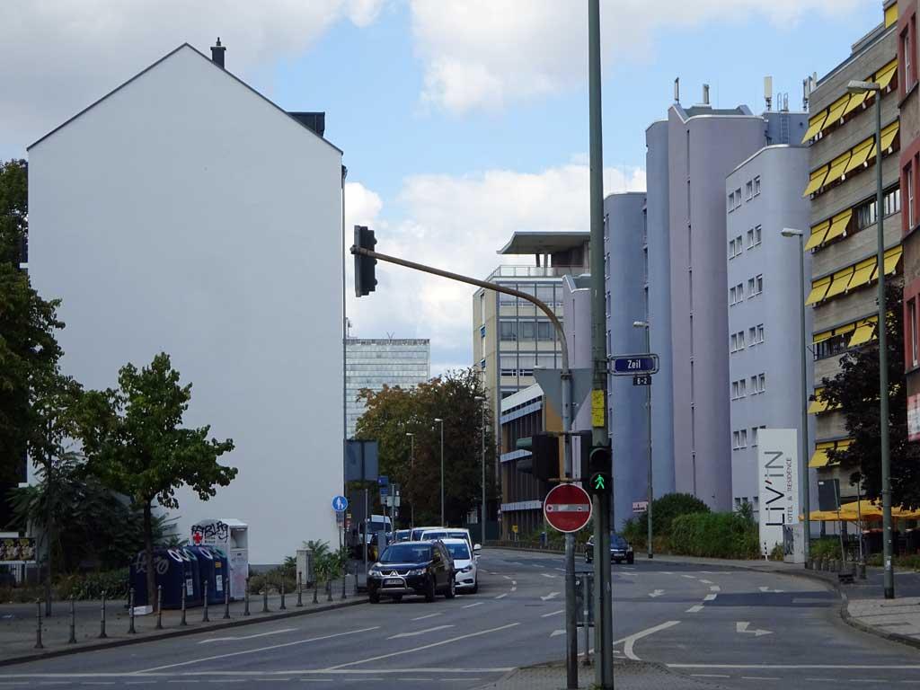 Seilerstraße in Frankfurt am Main