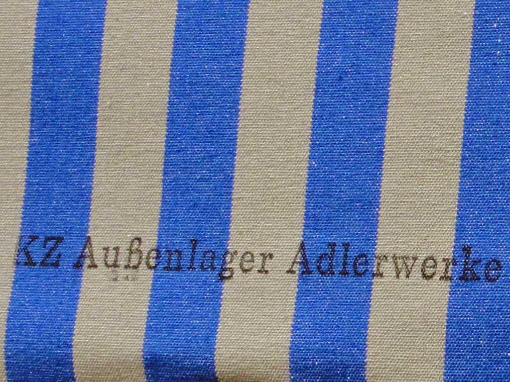 KZ Außenlager Adlerwerke