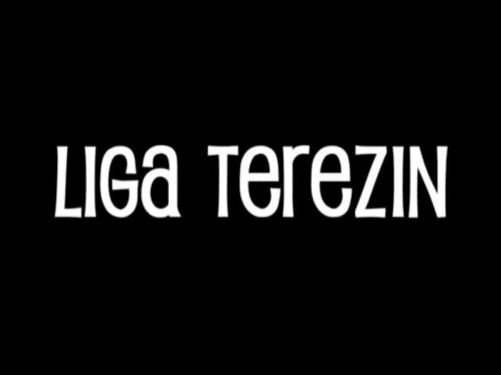 Liga Terezin (Trailer)