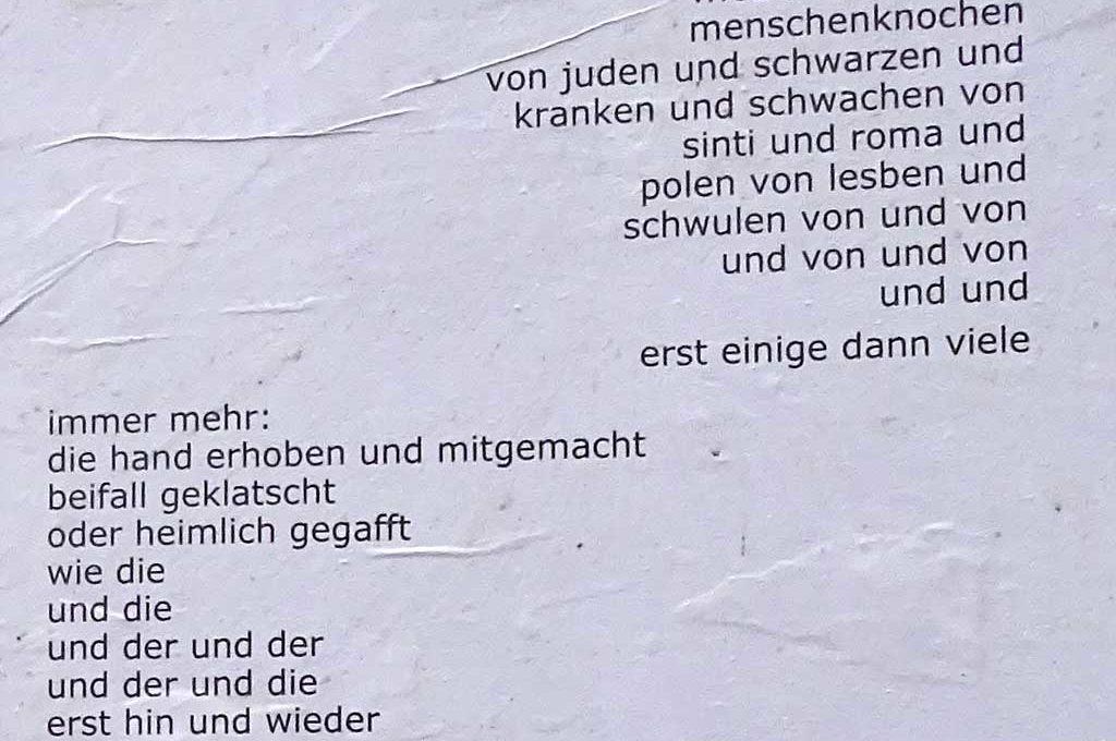 May Ahim - Deutschland im Herbst