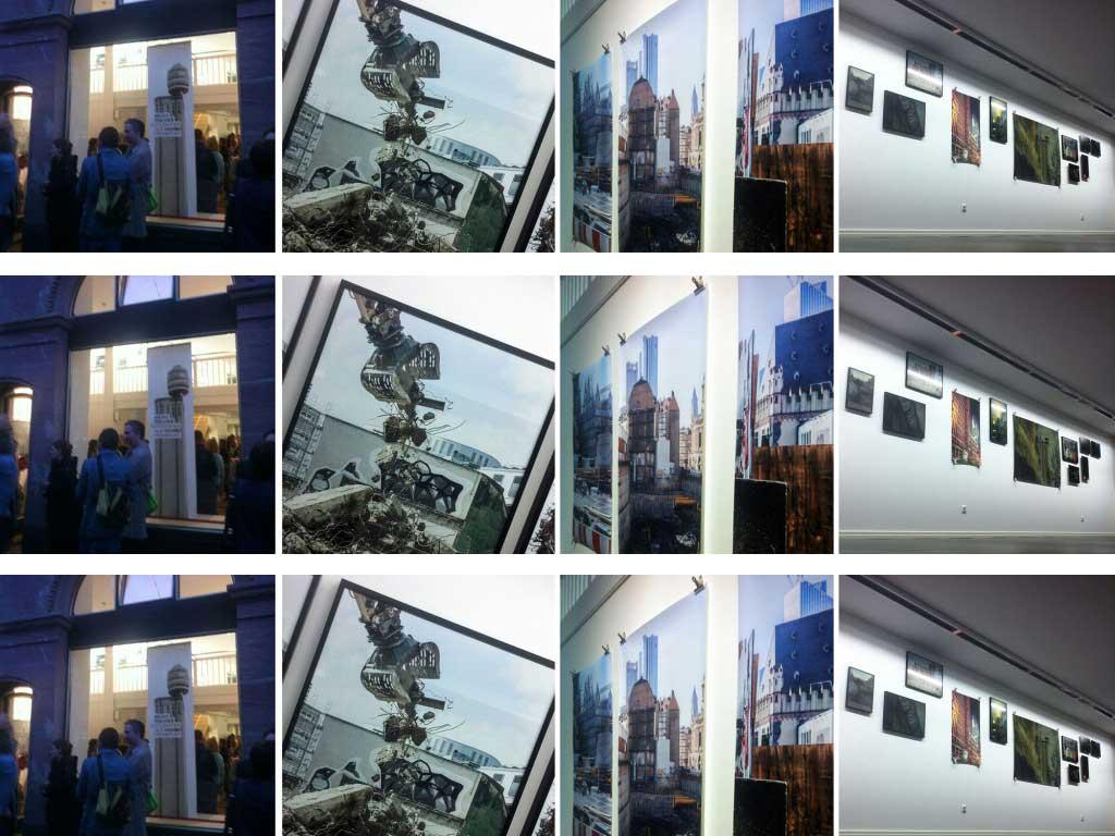 Meike-Fischer-Ausstellung in der Heussenstamm Galerie