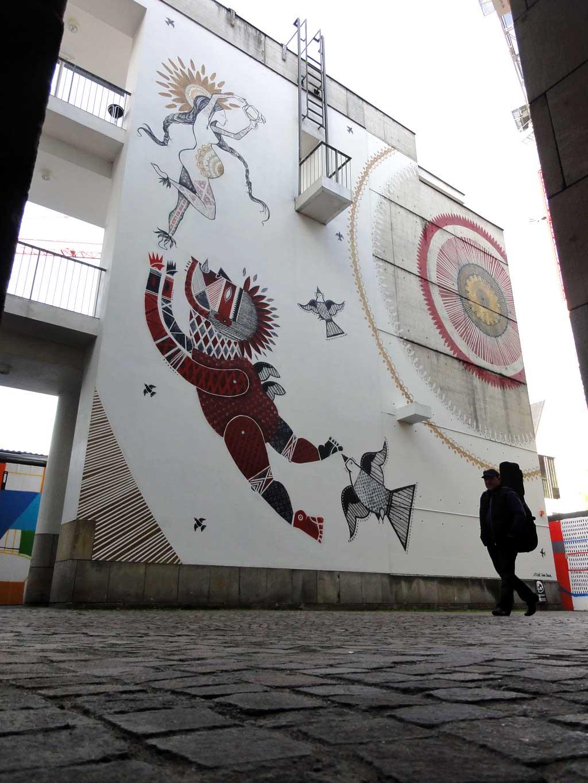 Street-Art-Brazil in Frankfurt am Main
