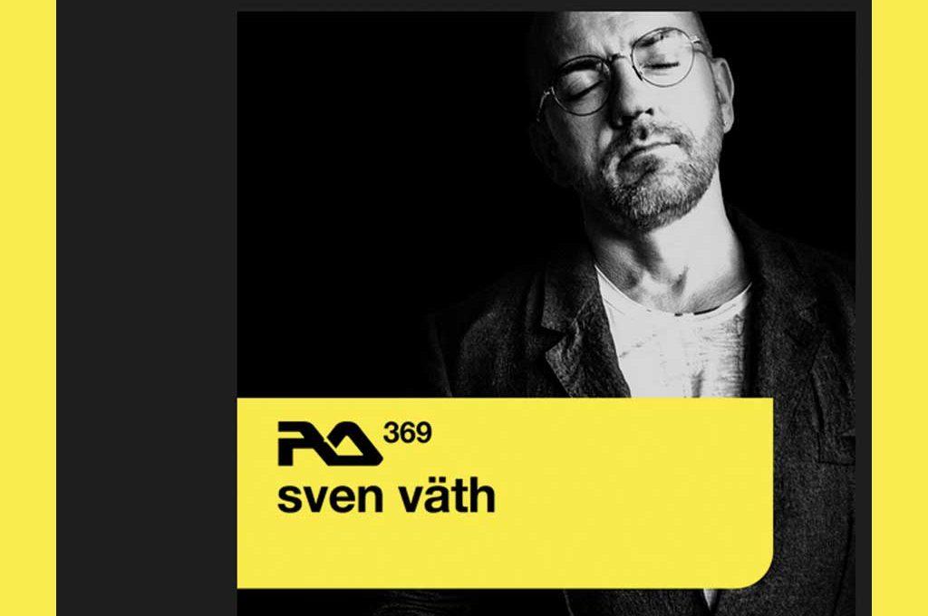 Resident Advisor-Podcast mit Sven Väth