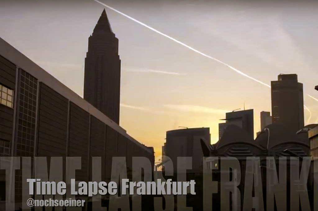 Time Lapse Frankfurt