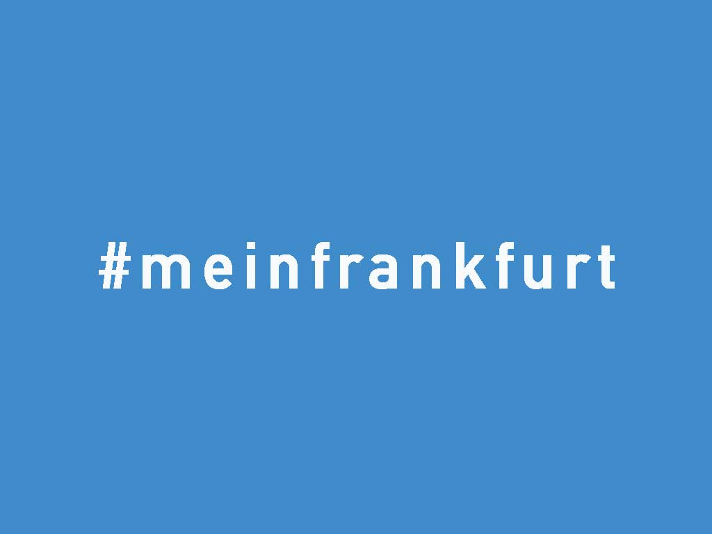 Twitter-Aktion #meinfrankfurt