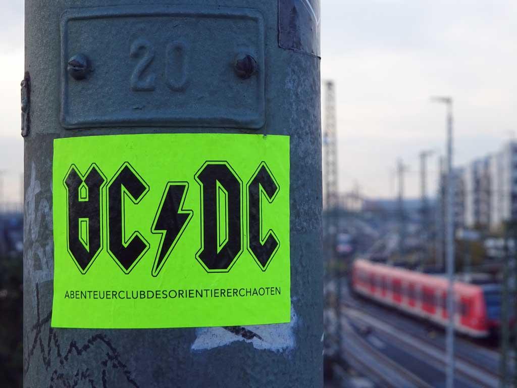 AC/DC - Abenteuer Club desorientierter Chaoten