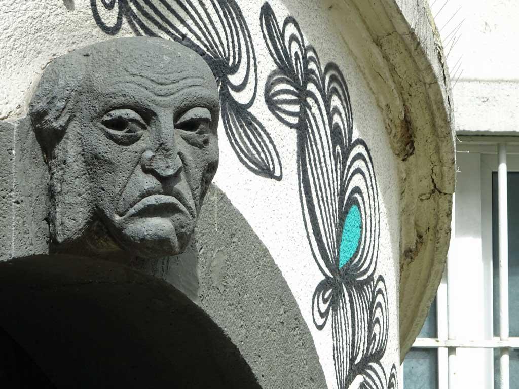 Abstract Graffiti von KEF! beim Atelier Frankfurt