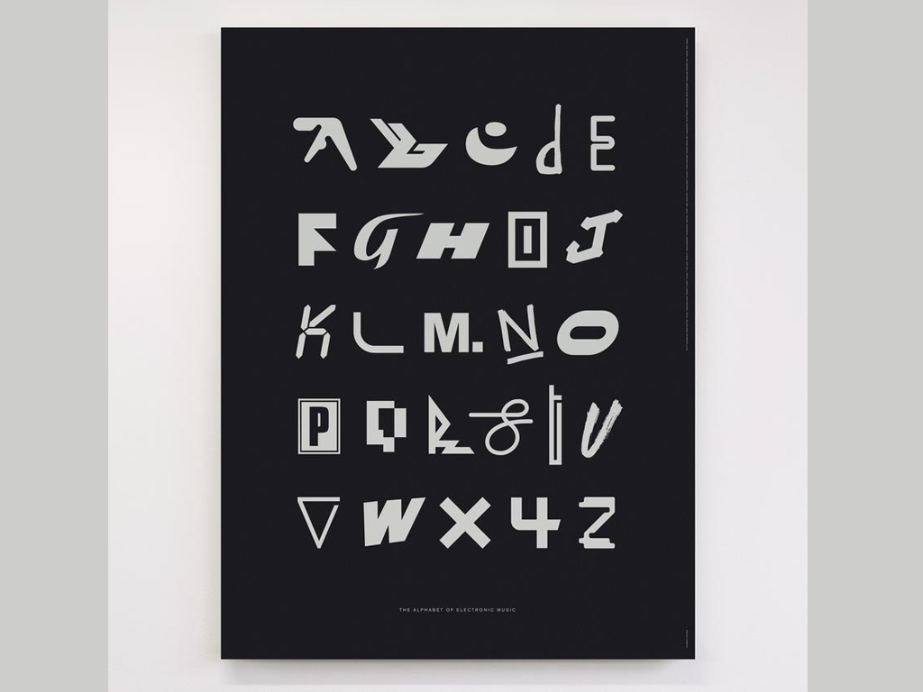 Alphabet of Electronic Music