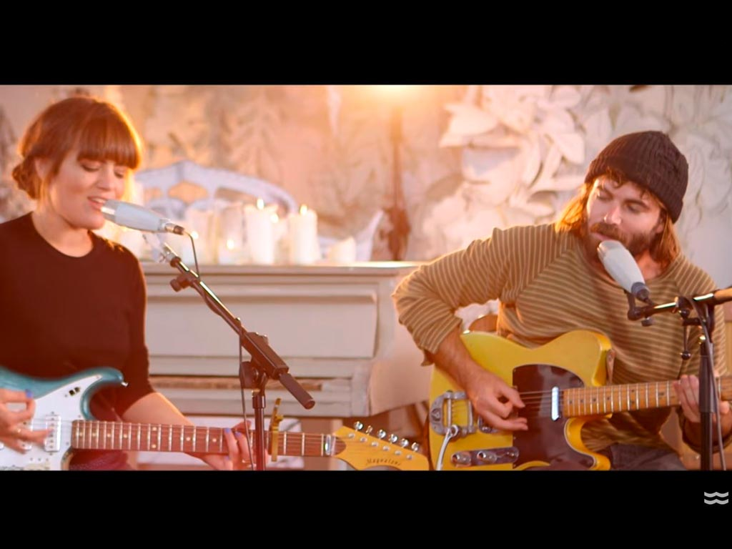 Angus & Julia Stone (Live Acoustic)