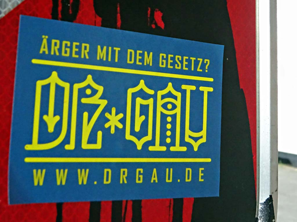 Podcast von I Love Graffiti mit Dr. Patrick Gau