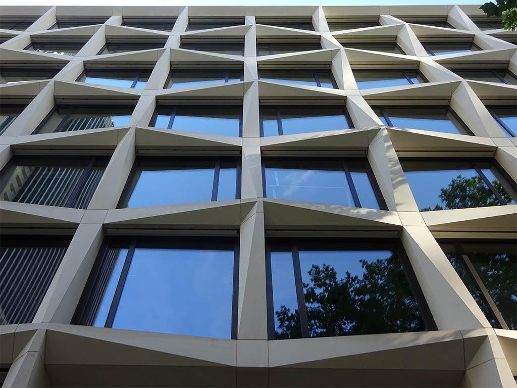 Architektur in Frankfurt - FortySeven in der mainzer Landstraße