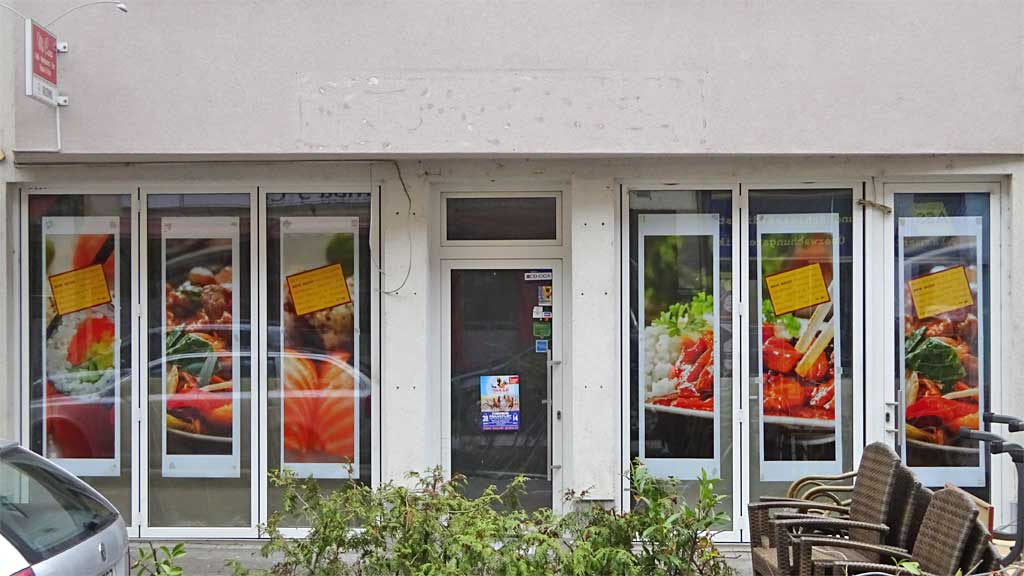 Berger Straße 232 - Asia Snack