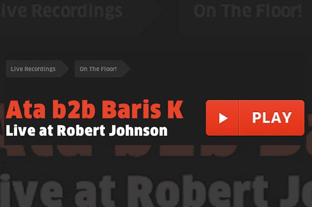 Ata und Baris K B2B DJ-Set