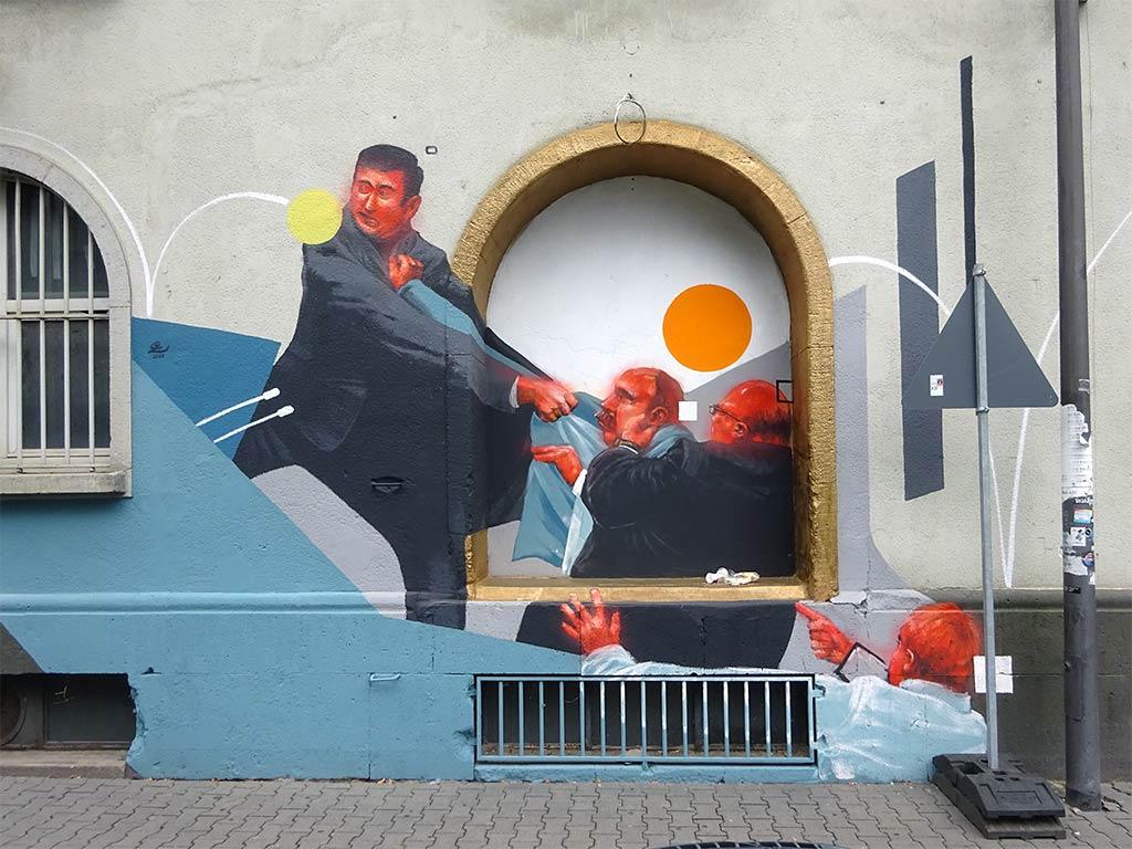 Atelier Frankfurt - Guido Zimmermann - No Ball Games