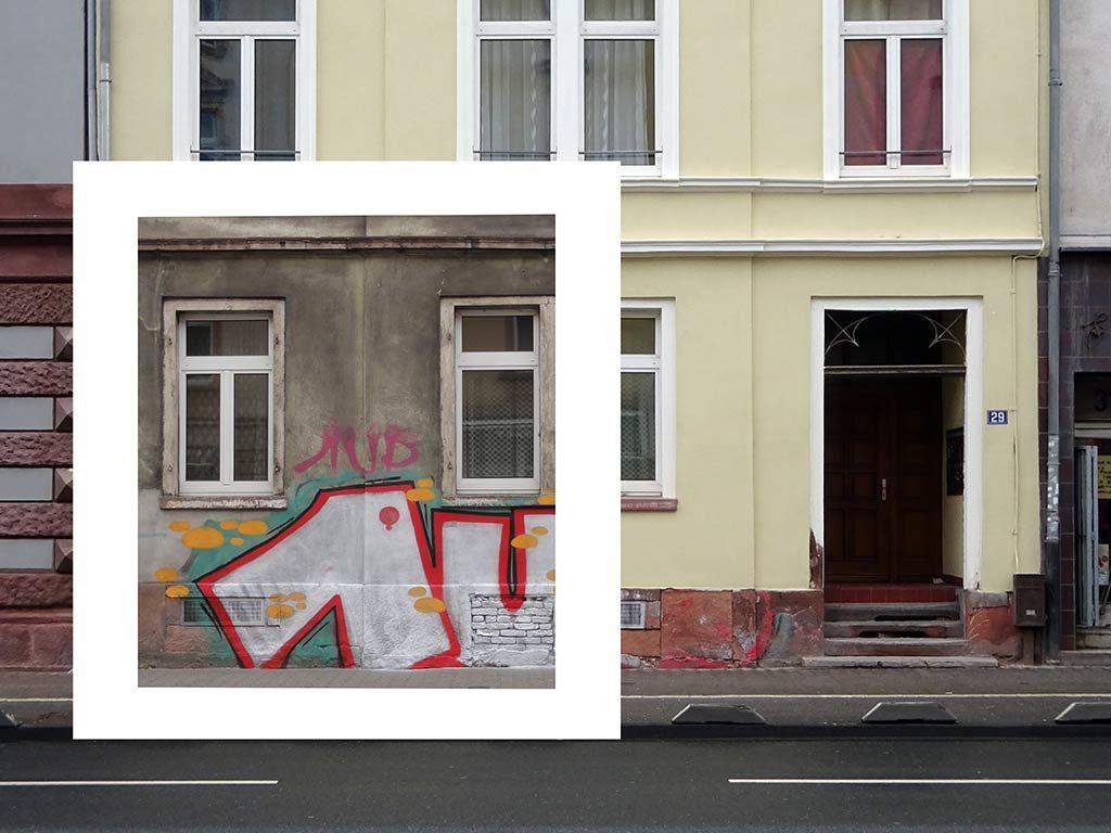 Graffiti und Graffitientfernung