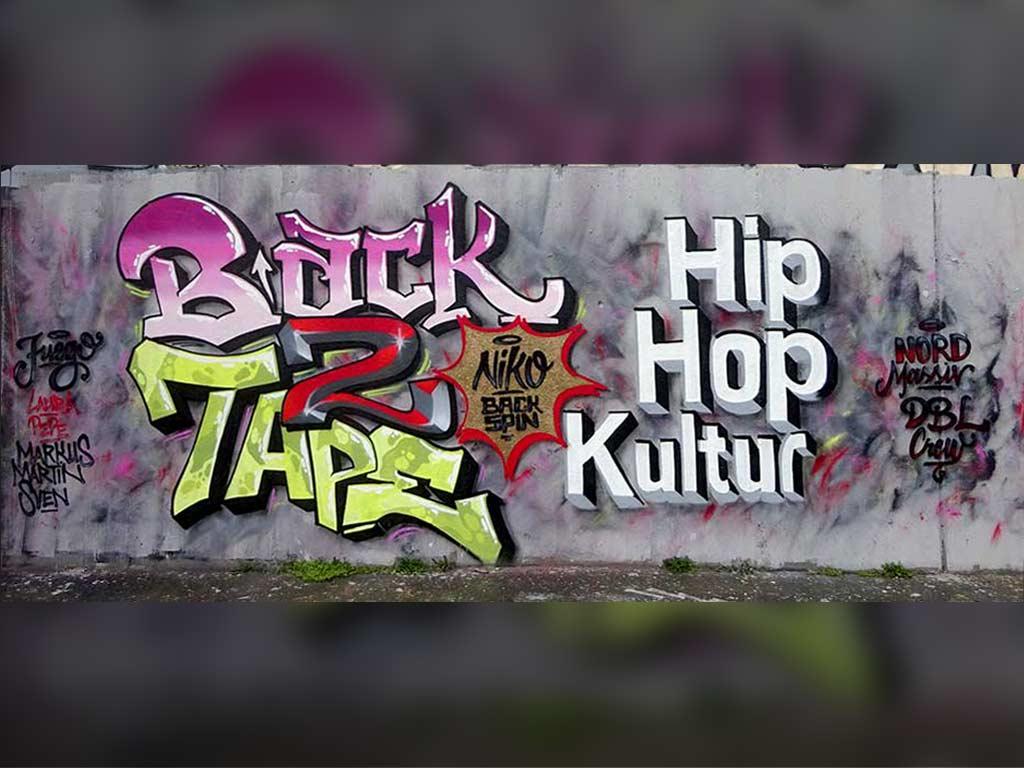 Back 2 Tape - Hip-Hop-Kultur