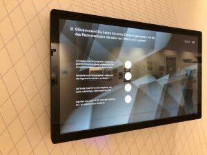 Back To Future - Ausstellung im Museum für Kommunikation in Frankfurt am Main