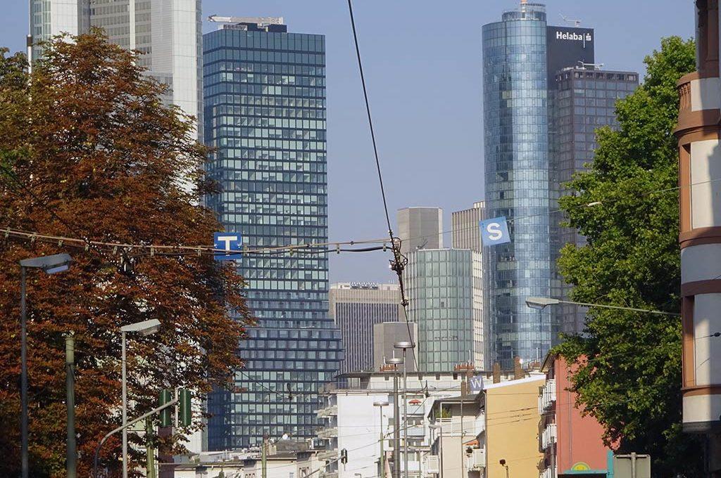 Battonstraße in Frankfurt am Main
