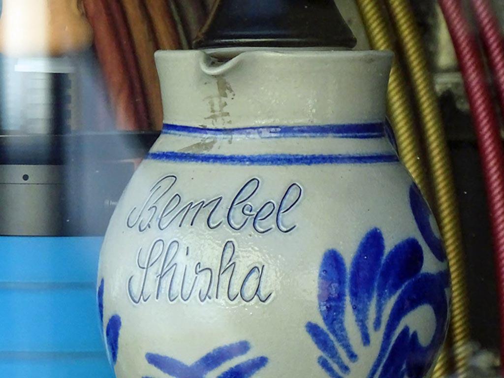 Bembel-Shisha