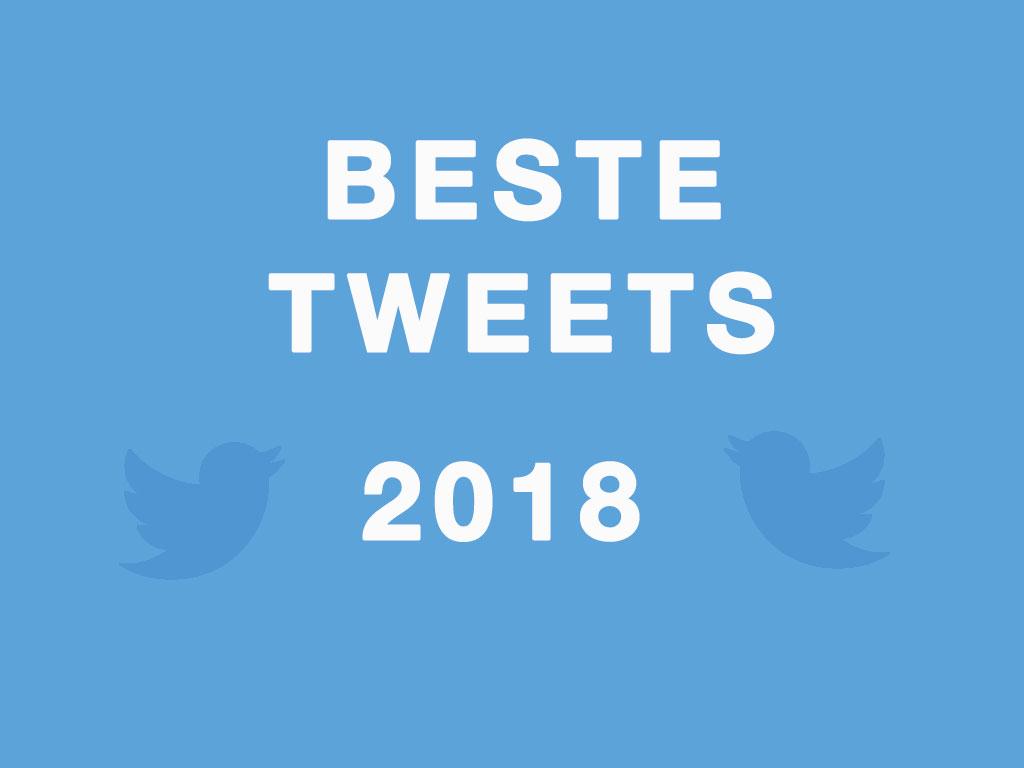 Beste Tweets 2018