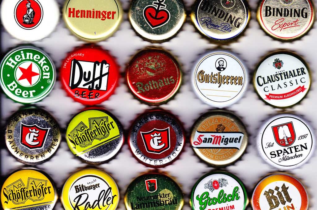 Bier-Kronkorken