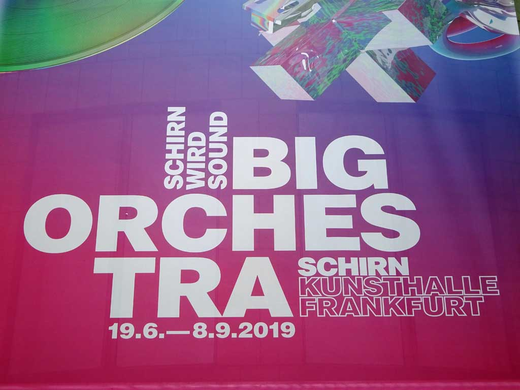 Summer Hangouts an den Schirn-Treppen in Frankfurt