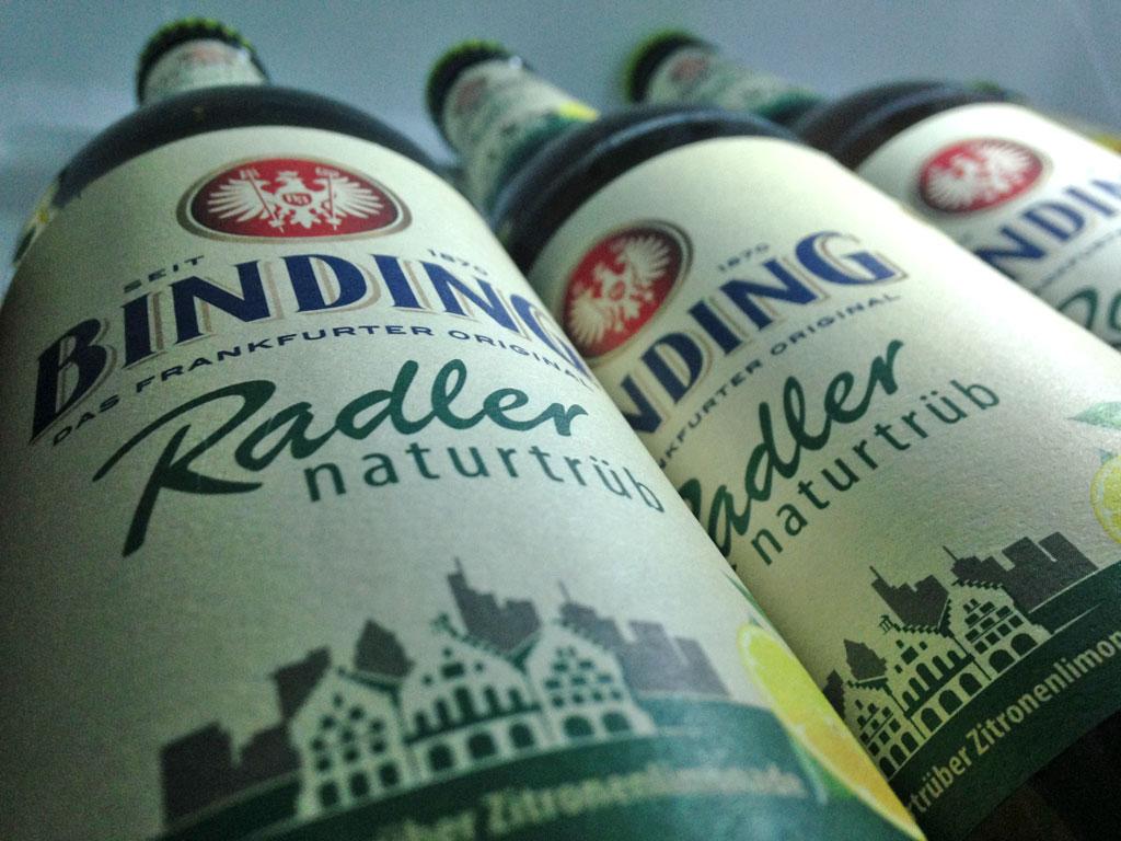 Binding Radler