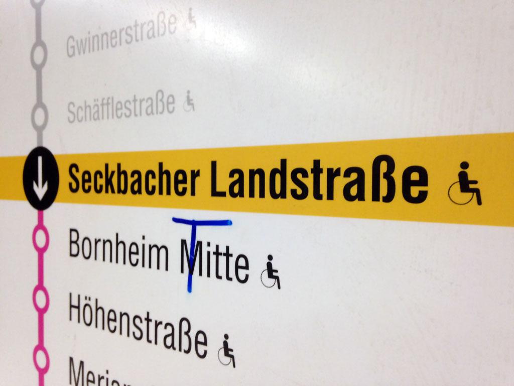 Bornheim Titte