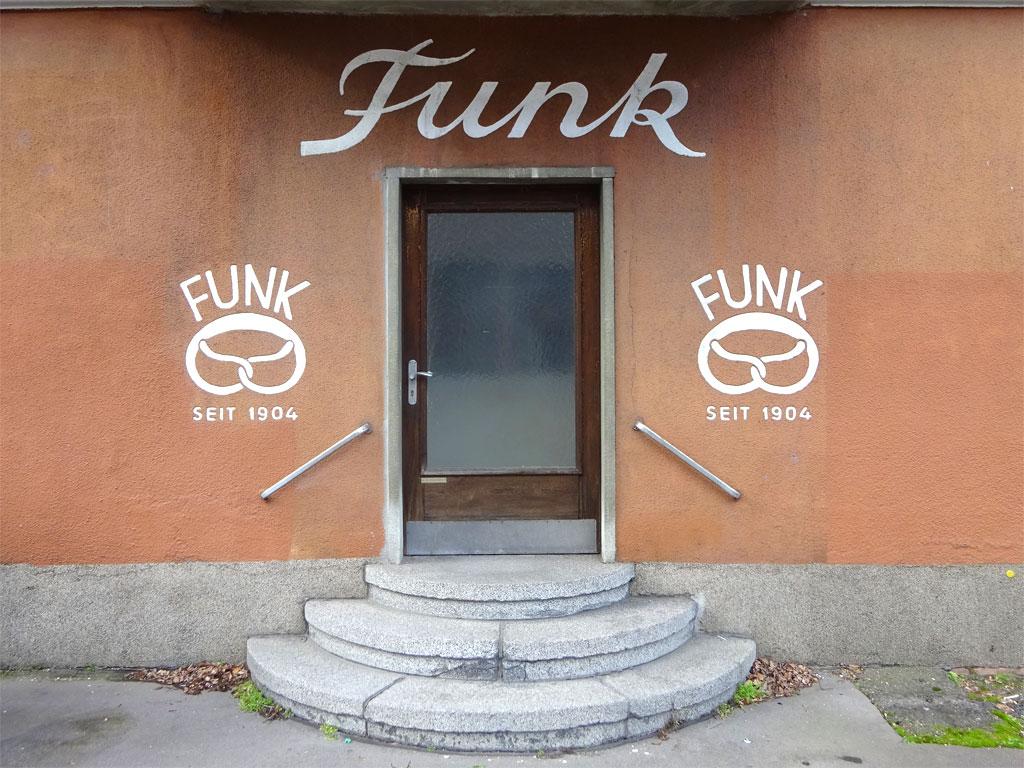 Brezel-Funk in Frankfurt-Sachsenhausen