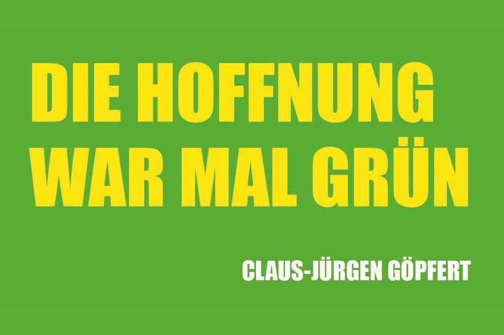 Buch: Die Hoffnung war mal grün