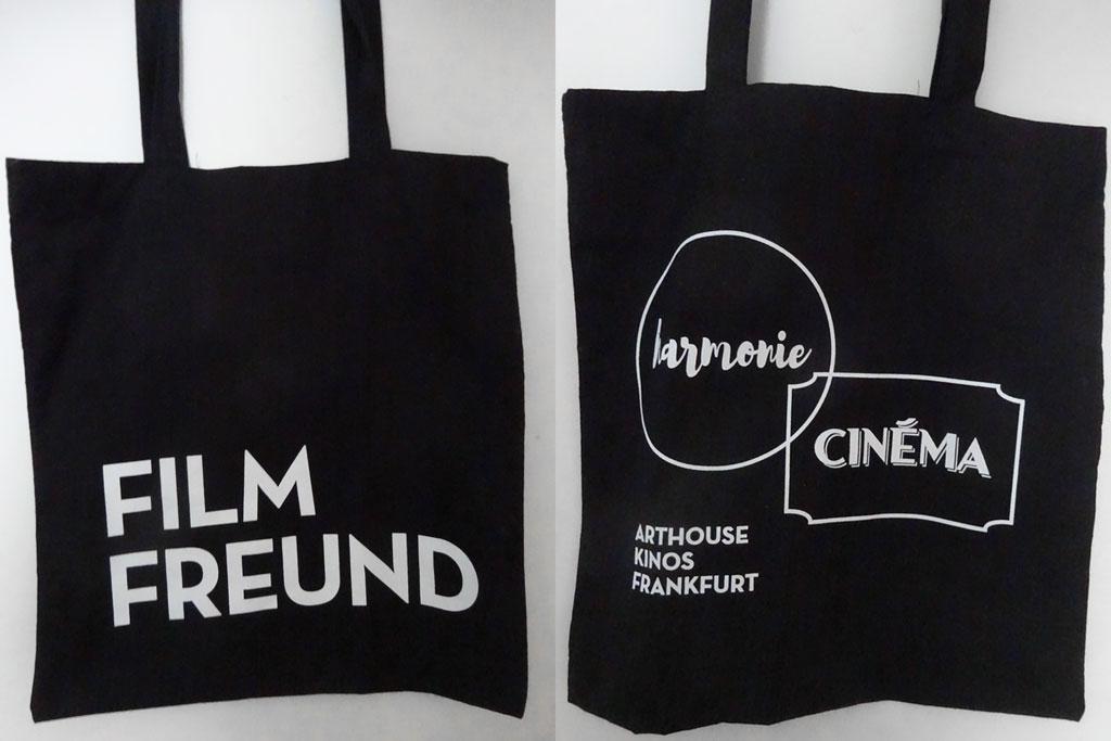 Cinebag bei Cinema und Harmonie Kino