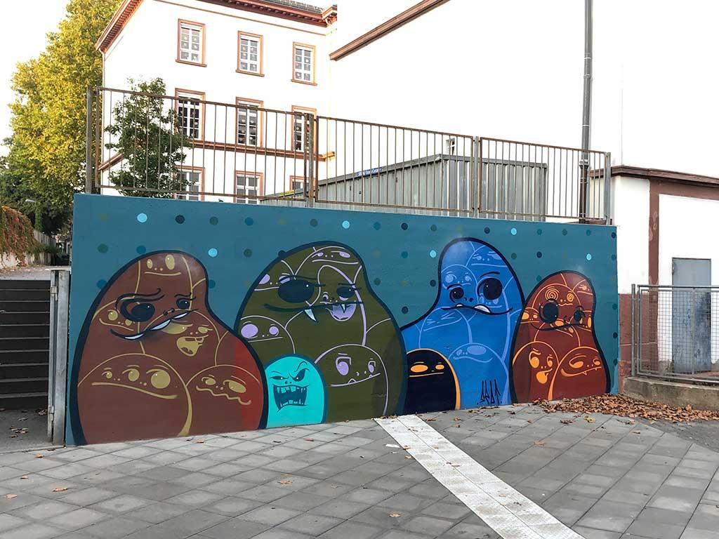 Cityghosts von Spot in Frankfurt-Bornheim