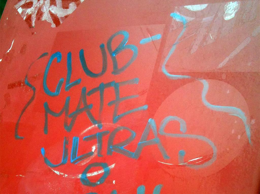 Club Mate Ultras