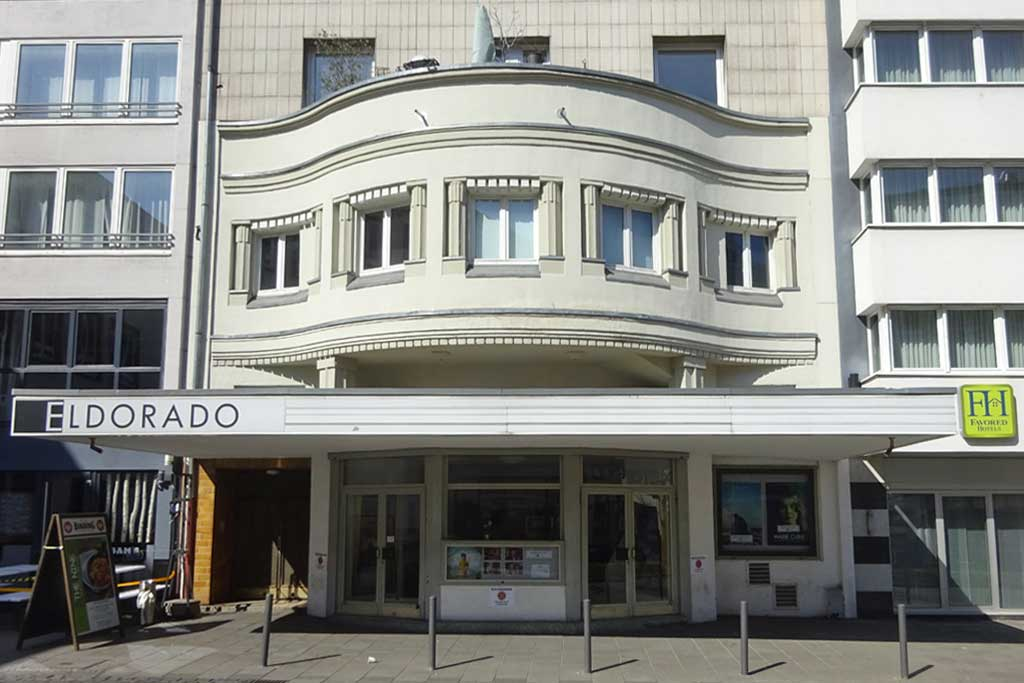 Corona-Krise - Kein Film im Kino während der Corona-Krise
