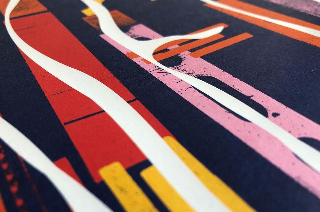 Cover der ersten Ausgabe des Grafikmagazins