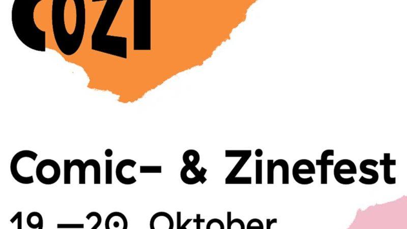COZI - Comic & Zinefest 2019 in Frankfurt